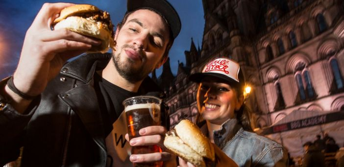 Five of the best UK Food Festivals