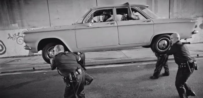 Kendrick Lamar 'Alright' (Video)