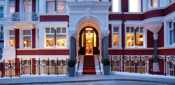 Valentine's Day Hotels in London