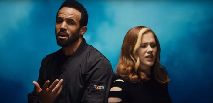 Watch the video for Katy B and Craig David's 'Who Am I'