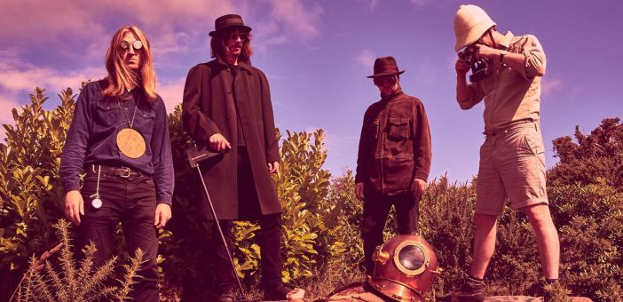 The Coral 'Distance Inbetween' review