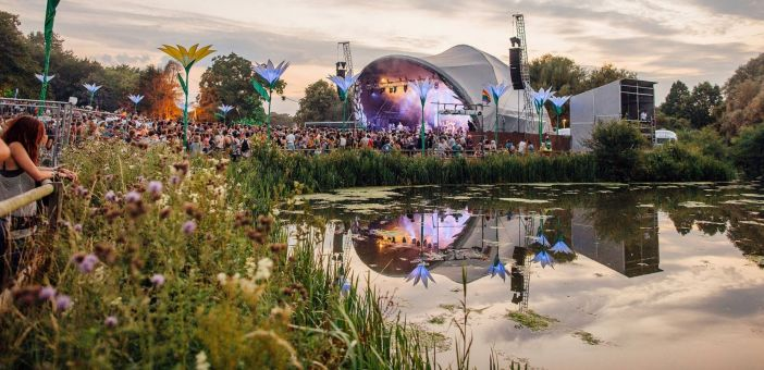 Five of the Best at Secret Garden Party