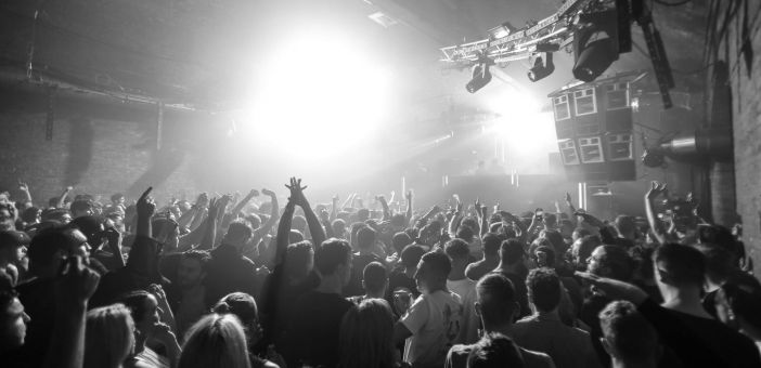 The Warehouse Project 2016 Spotify playlist