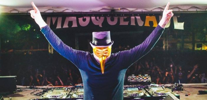 Claptone 'The Masquerade' review