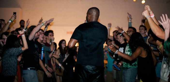 Cakes Da Killa will spark Hedonism at Soup Kitchen this winter