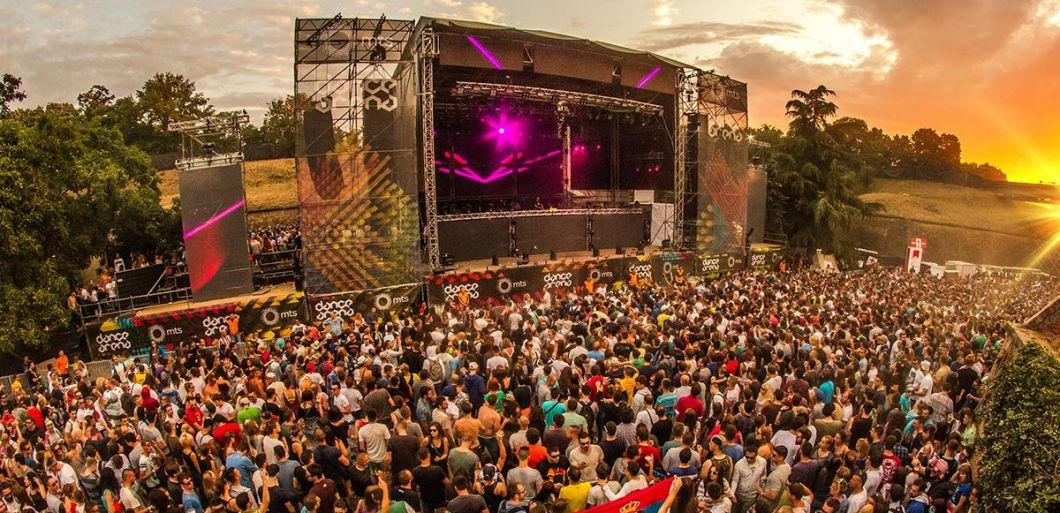 EXIT Summer of Love 2017 sees massive acts take on Europe