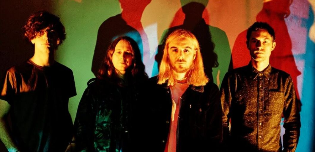 "Pulled Apart By Horses interview: ""The end is definitely not in sight"""