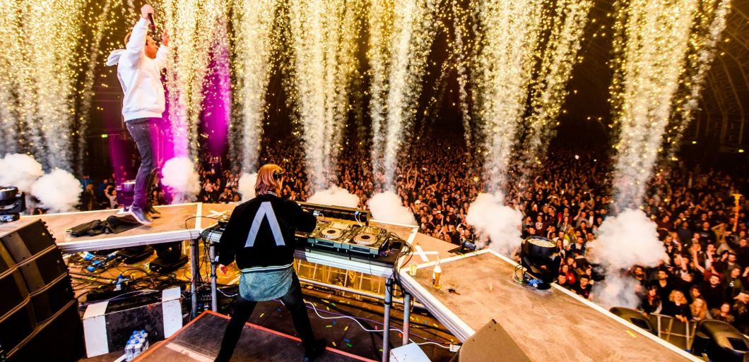 BBC Introducing to launch first ever electronic stage at Creamfields 2017