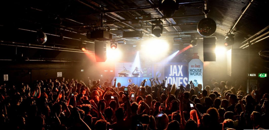Jax Jones House Work tour at Gorilla Manchester review