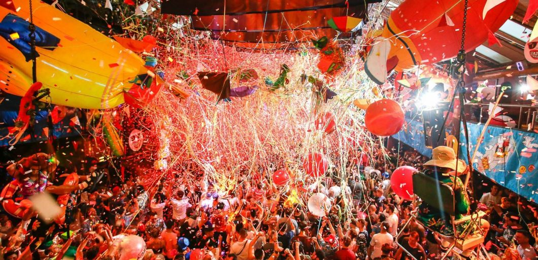 Line up announced for elrow Town London
