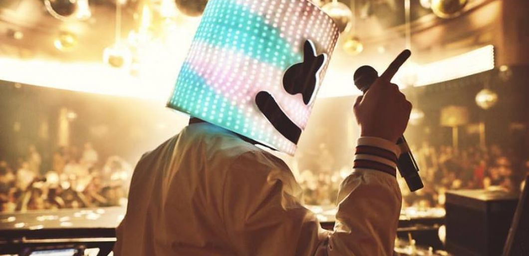 Marshmello confirms UK dates