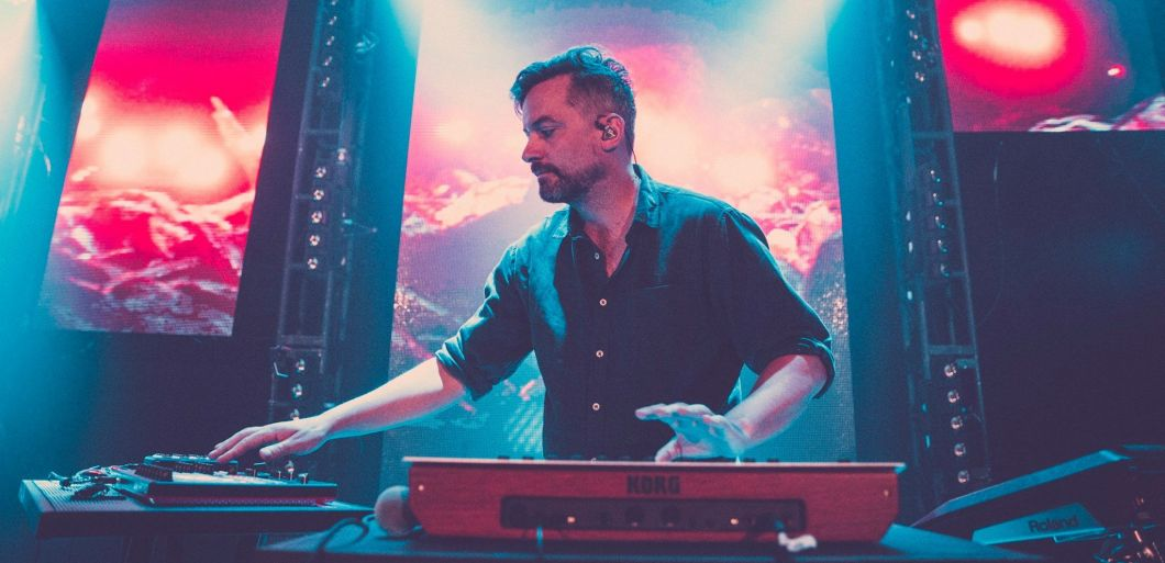 Bonobo announces massive homecoming show