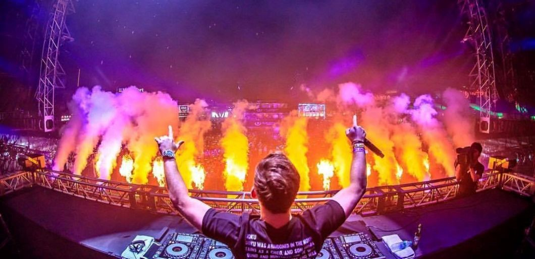 Hardwell to play huge Scotland show