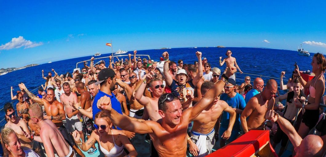 Ibiza Goes Hard returns for 2018