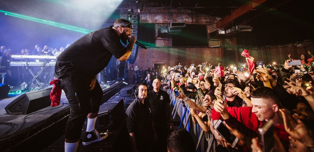 The Game at Victoria Warehouse Manchester review