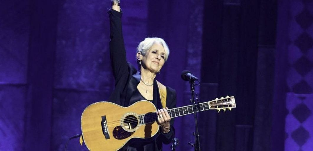 Joan Baez Manchester tickets on sale