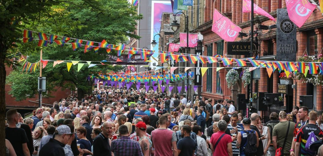 Manchester Pride's Big Weekend boasts huge line up