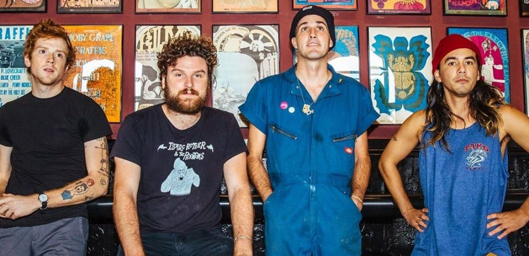FIDLAR at O2 Ritz Manchester review
