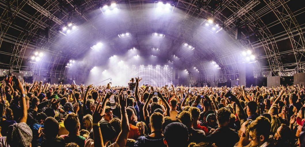 Creamfields Steel Yard London tickets information