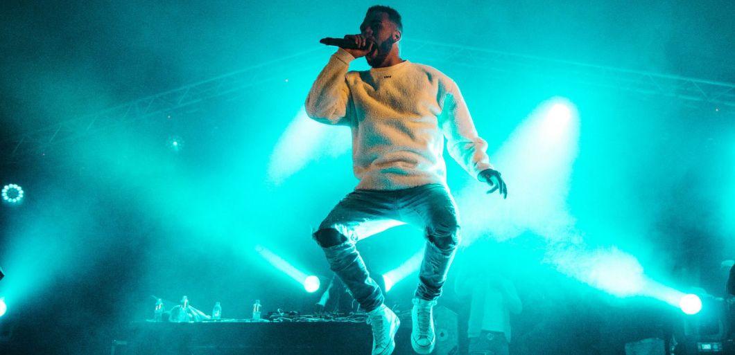 MTV Base celebrates Manchester NYE with Yungen