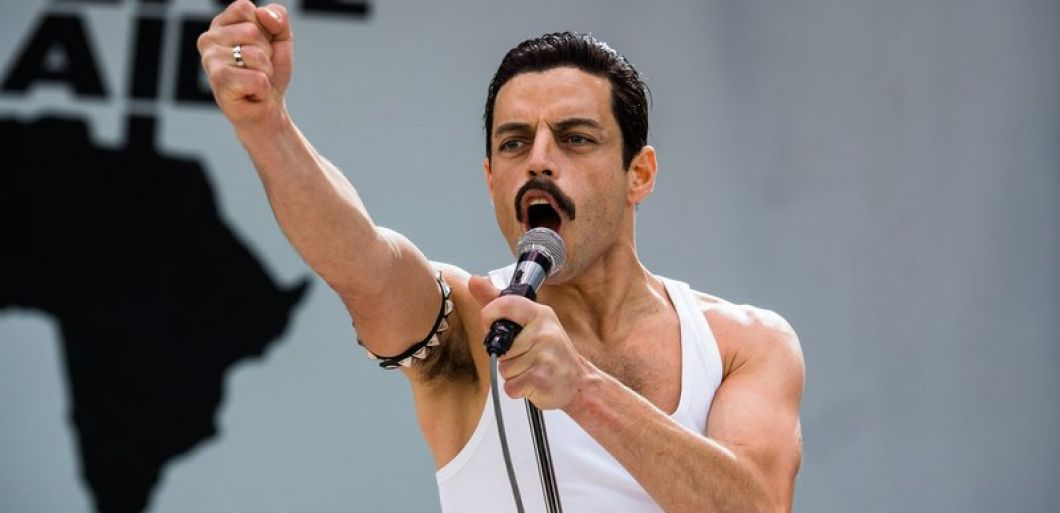 Watch Rami Malek dedicate Golden Globe award win to Freddie Mercury