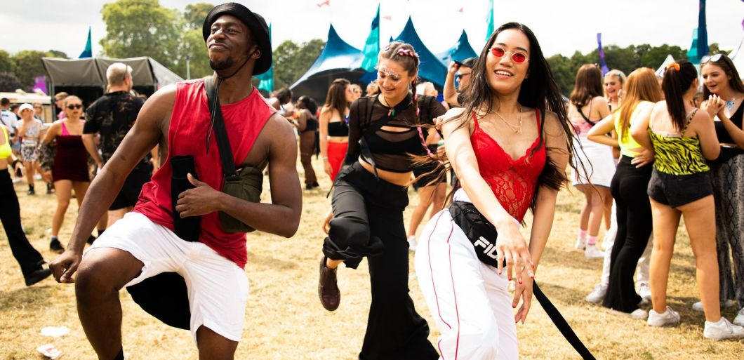 20 of the best photos from Lovebox Festival 2019