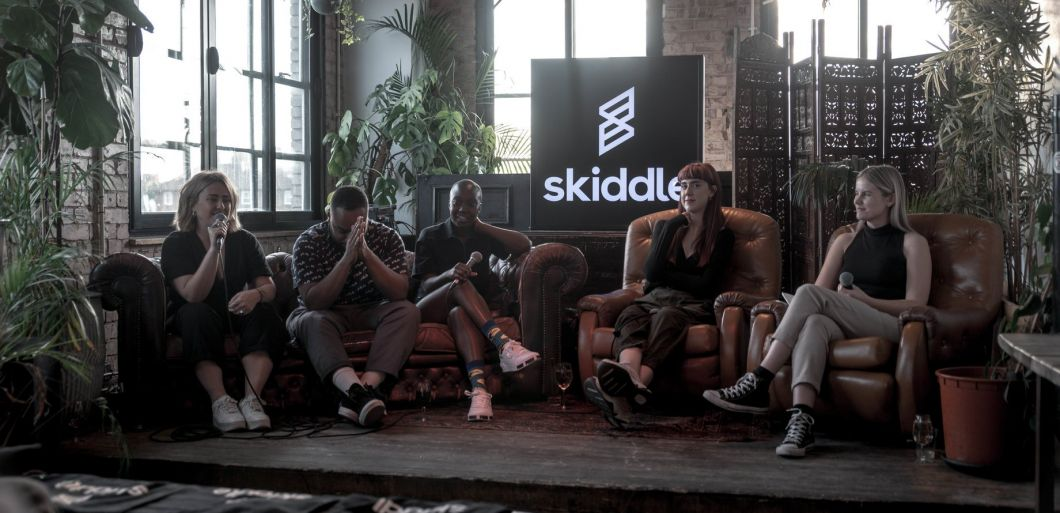 Watch Skiddle and shesaid.so's PromoteHer panel discussion