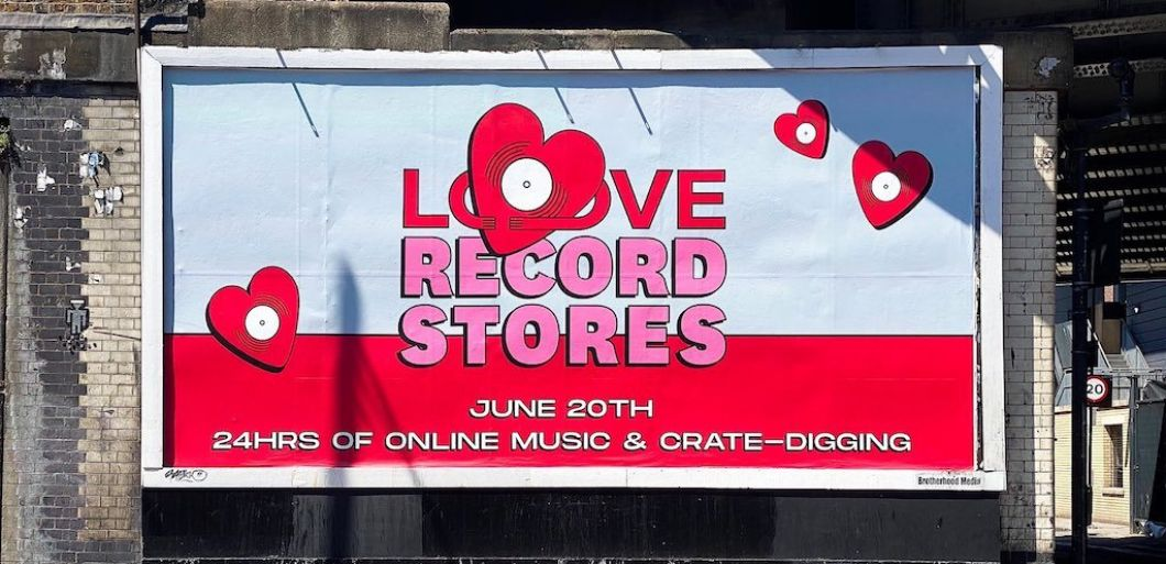 Love Record Stores: how to help save your local record stores