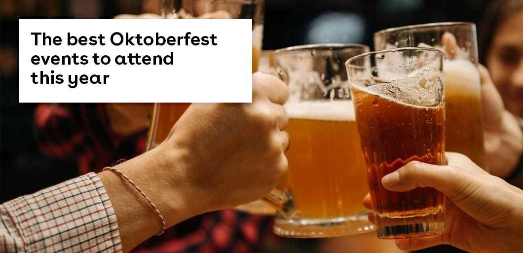 The Best Oktoberfest Events to Attend This Year