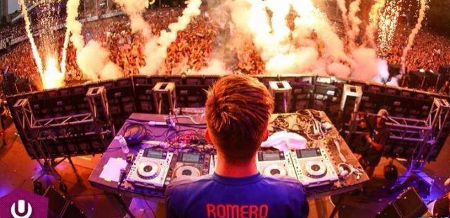 From glass collector to Dance Music superstar with Nicky Romero