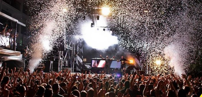 Live music at Ibiza Rocks this summer