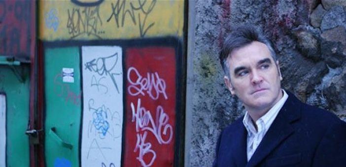 Morrissey announces special UK shows