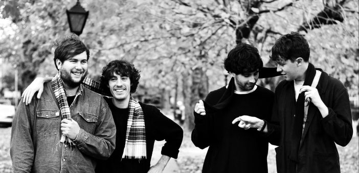Hooton Tennis Club share new single and announce UK tour