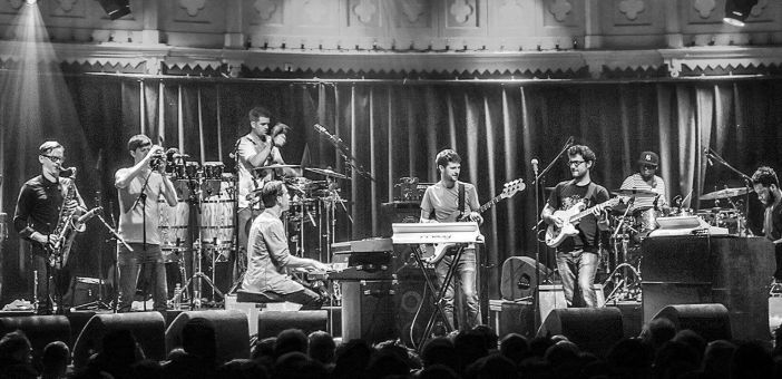 Snarky Puppy at Vicar Street Dublin review
