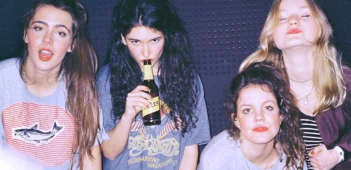 Hinds announce UK dates and debut album for 2016