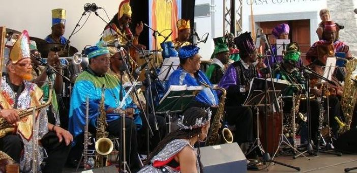 An interview with Elson Nascimento of the Sun Ra Arkestra