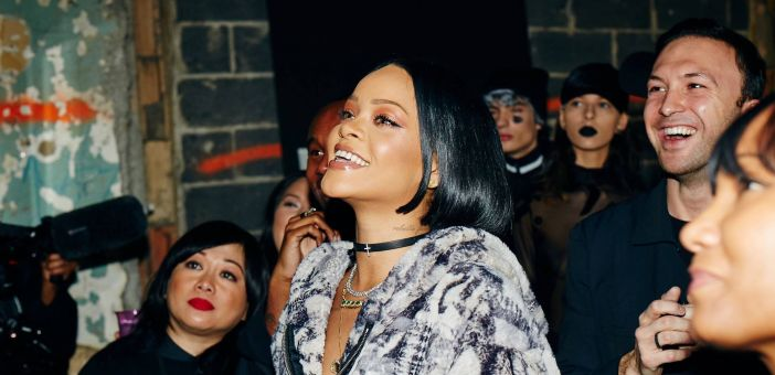 Rihanna cancels two dates on UK tour