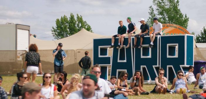 Farr Festival announce second wave of acts