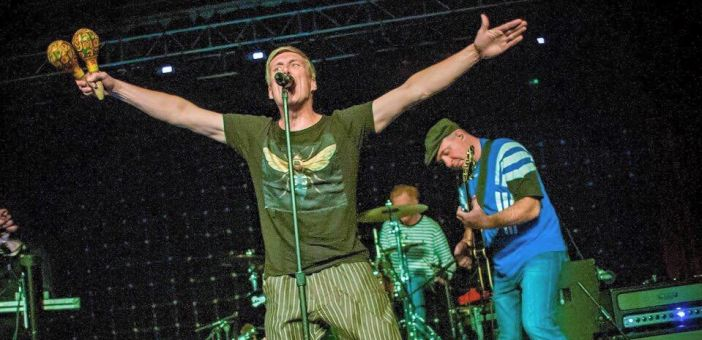 The Happy Mondays head to Middlesbrough in May