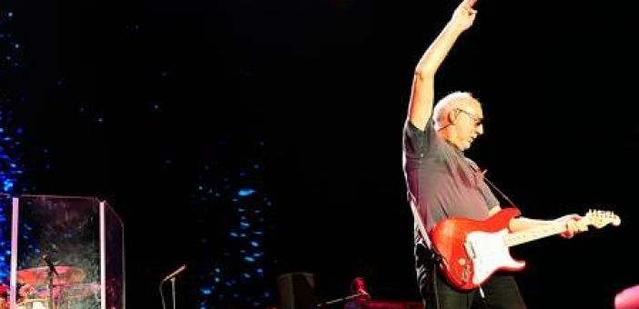 The Who return to Isle of Wight Festival