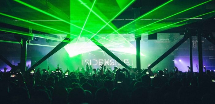 SIDEXSIDE at Tobacco Dock review