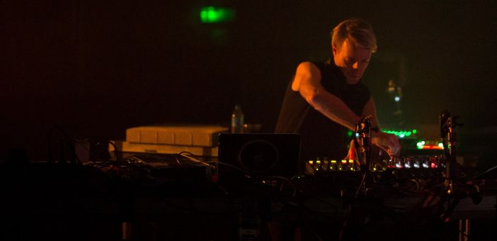 Richie Hawtin to perform new live show at EXIT Festival