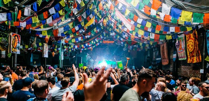 Circus presents elrow at Camp and Furnace review