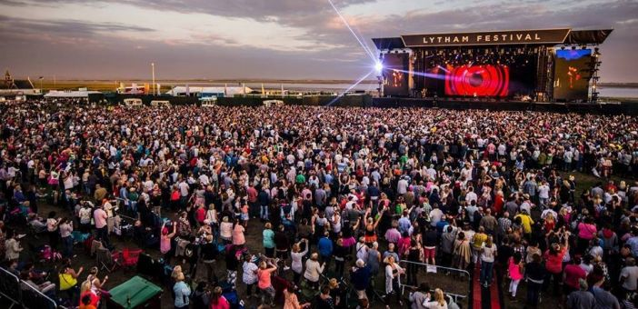 Sister Sledge announced for Lytham Festival 80s & 90s mix tape night