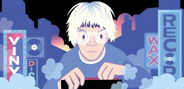 Tim Burgess  'Vinyl Adventures from Istanbul to San Francisco'  review