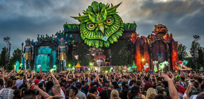 Electric Daisy Carnival UK 2017 announced