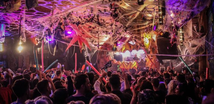 Skiddle Live 009 –Bastian Bux @ elrow Halloween Manchester