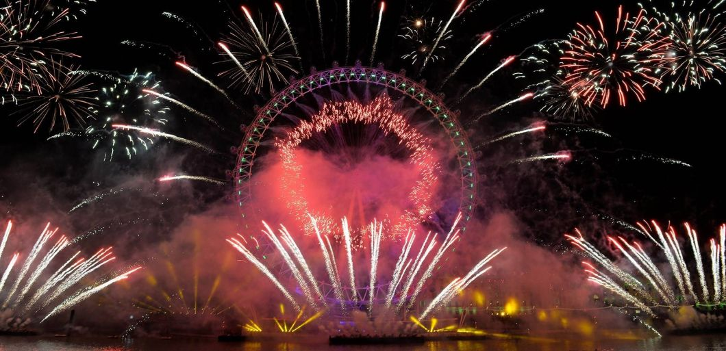 London New Year's Eve options