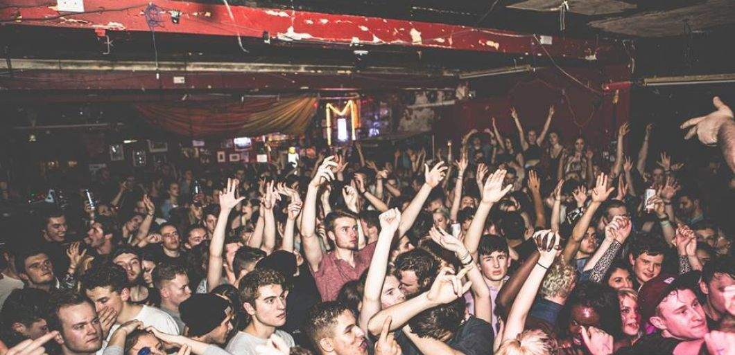 Levon Vincent, Monki, My Nu Leng and more to play Antwerp Mansion
