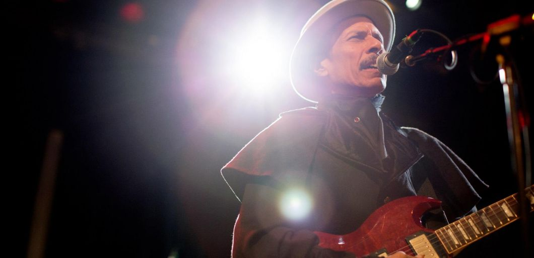 Psychedelic soul master Shuggie Otis on tour